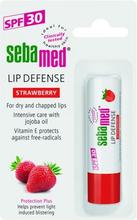 Sebamed Lip Defense Balm Strawberry SPF30 4,8 g