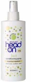 Anovia Head On 3in1 Head Lice Conditioning Spray 200 ml