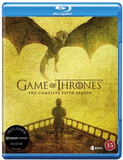 Game of Thrones - Säsong 5 (Blu-ray) (4 disc)