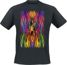 Wonder Woman - 1984 - Poster -T-skjorte - svart