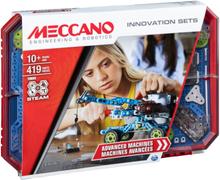 Meccano Bygg- och uppfinnarsats 7 Advanced Machines
