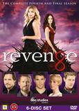 Revenge - Säsong 4 (6 disc)