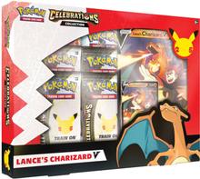 Pokémon Celebrations Collection Charizard och Sylveon V