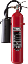 Total FLG KS5BG 89B Brandsläckare koldioxid 5 kg