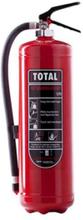 Total F6L 13A 75F Brandsläckare kaliumbaserad, 6 l