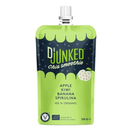 Dejunked Chia Smoothie Green 120 g