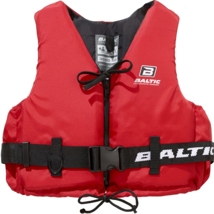 Baltic Aqua Pro Flytväst Röd 90+ kg