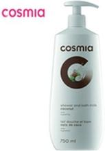 Cosmia - mleczko pod prysznic orzech kokosowy