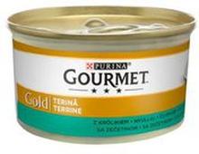 Gourmet - Karma dla kota królik w pasztecie