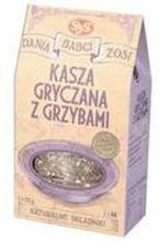 Sys - Kasza gryczana z grzybami Dania babci Zosi