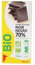 Auchan - Czekolada gorzka 70%