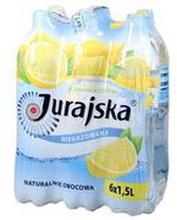 Jurajska - Napój niegazowany ze smakiem cytryny 6 x 1,5L