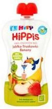 HiPP - Mus owocowy,100% owoców jabłka-truskawki-banan po ...