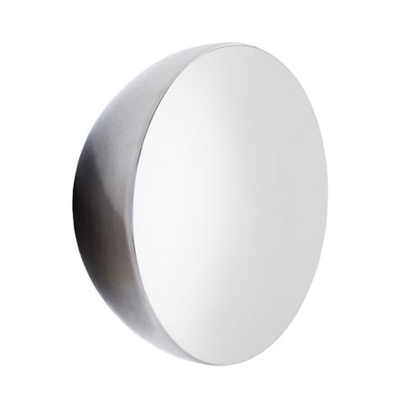 New Works Aura peili, iso, ruostumaton teräs