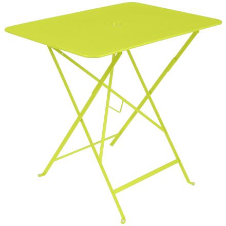 Fermob Bistro pöytä 77 x 57 cm, verbena green