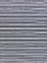 Marimekko Tasaraita lakana, luonnonvalkoinen - tummansininen