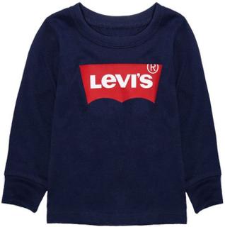 Levis batwing tynn genser, Blå