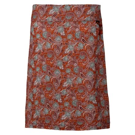 Skhoop Frida Knee Skirt Dam Kjol XL