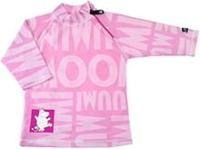 Swimpy UV-trøye Mummitrollet Rosa 98-104 CL