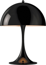 Louis Poulsen Panthella Mini pöytävalaisin, musta