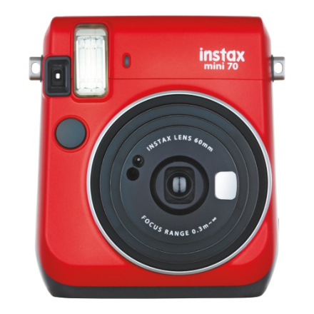 INSTAX MINI 70 RED EX D