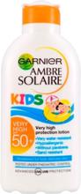 Garnier Ambre Solaire Kids Sensitive Zonnescherm SPF50 - 200ml