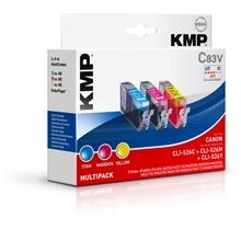 KMP - C83V - Multipack C/M/Y -CLI-526 - 1515.0050