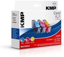 KMP C83V - Canon CLI-526 Color - 1515.0050