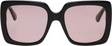 Gucci Black Feminine Chic Sunglasses