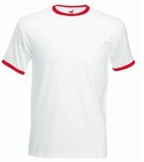 Ringer T White/Red