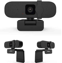 Webcam Nilox NXWCA01 FHD 1080P Sort