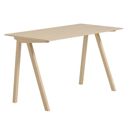 Hay CPH90 työpöytä, mattalakattu tammi