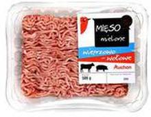 Auchan - Mięso mielone wieprzowo wołowe MAP