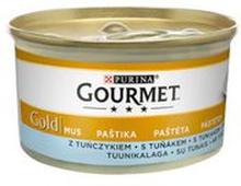 Gourmet - Karma dla kota tuńczyk