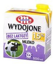 Mlekovita - Wydojone mleko bez laktozy UHT 1.5%