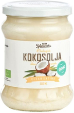 Clean Eating Kokosolja utan smak Eko 500 ml