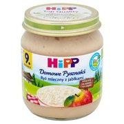 HiPP - Deser ryż mleczny z jabłkami