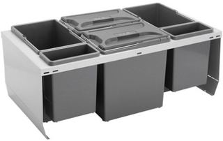 Beslag Design Cube 800 S - Silver