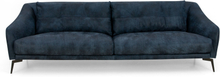 Örgryte 3-sits soffa Superblack