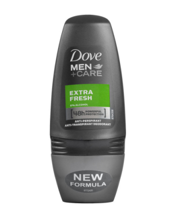 Men+Care Deodorant Roll-On Extra Fresh