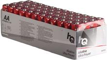 AA Batterier Alkaline 48-Pack