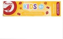 Auchan - Kids pasta do zębów aromat owoców leśnych dla dzie...