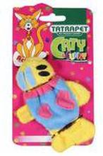 Tatrapet - Zabawka dla kota z kocimiętką miks wzorów