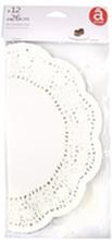 Actuel - Podkładki pod ciasto okrągłe śred. 26 cm 12 szt.