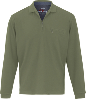 Stay fresh-tröja krage från HAJO grön