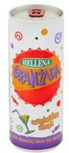 Hellena - Oranżada biała puszka