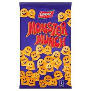 Monster Munch - Chrupki ziemniaczane solone