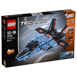 LEGO Technic Lynhurtigt jetfly 42066 - wupti.com