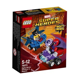 LEGO Super Heroes Mighty Micros: Wolverine mod Magneto 76073 - wupti.com