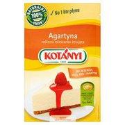 Kotanyi - Agartyna - roślinna substancja żelująca